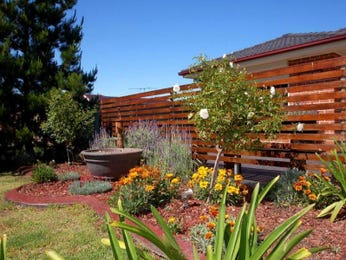 Photo of a landscaped garden design from a real Australian home - Gardens photo 579314