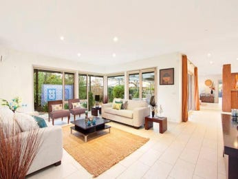 White living room idea from a real Australian home - Living Area photo 1505076
