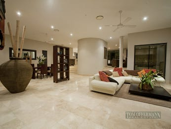 Brown living room idea from a real Australian home - Living Area photo 316928