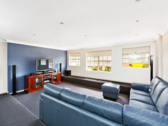 Blue living room idea from a real Australian home - Living Area photo 877898