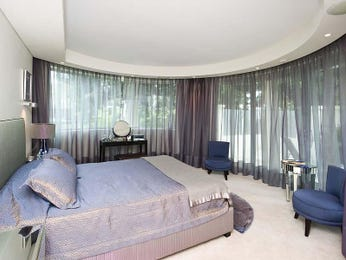 Blue bedroom design idea from a real Australian home - Bedroom photo 983755