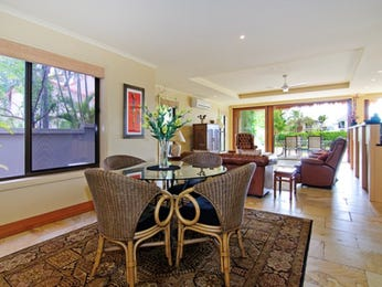 Brown dining room idea from a real Australian home - Dining Room photo 865453