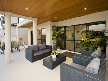 Outdoor living design with bbq area from a real Australian home - Outdoor Living photo 1295289