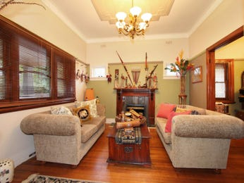 Beige living room idea from a real Australian home - Living Area photo 473702