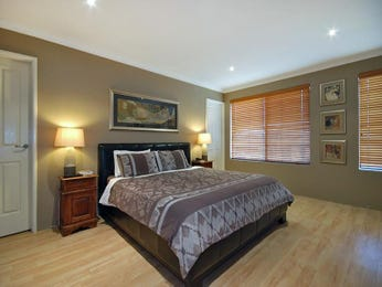 Beige bedroom design idea from a real Australian home - Bedroom photo 1498193