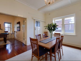 Brown dining room idea from a real Australian home - Dining Room photo 832114
