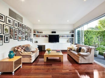 Beige living room idea from a real Australian home - Living Area photo 7884657