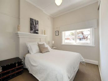 Brown bedroom design idea from a real Australian home - Bedroom photo 1406871