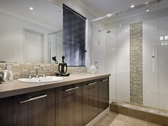 Glass in a bathroom design from an Australian home - Bathroom Photo 1090154