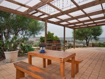 Outdoor living design with outdoor dining from a real Australian home - Outdoor Living photo 1308656