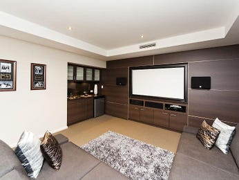 White living room idea from a real Australian home - Living Area photo 1006905