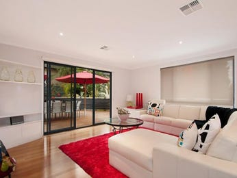 White living room idea from a real Australian home - Living Area photo 1554895
