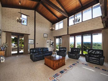 Black living room idea from a real Australian home - Living Area photo 1160993