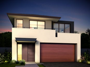 Photo of a concrete house exterior from real Australian home - House Facade photo 624670