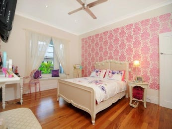Pink bedroom design idea from a real Australian home - Bedroom photo 1528574