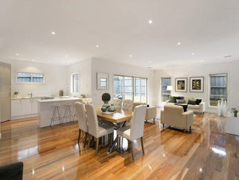 White dining room idea from a real Australian home - Dining Room photo 904265