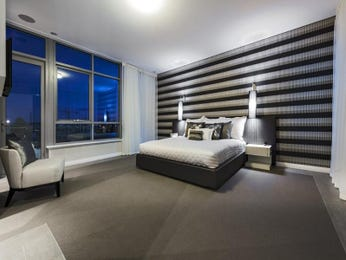 Black bedroom design idea from a real Australian home - Bedroom photo 1835293