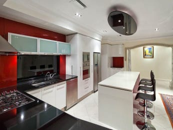 Modern kitchen-dining kitchen design using granite - Kitchen Photo 1165233