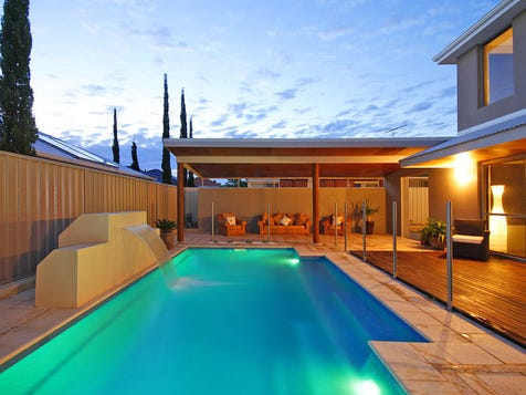 View the reno ideas photo collection on home ideas for Pool area designs