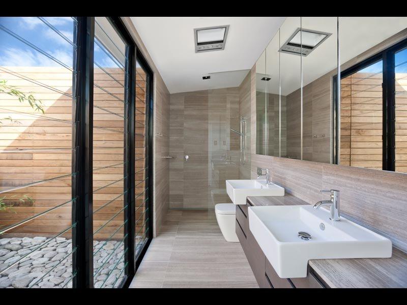 Idee per un bagno in grande stile casa