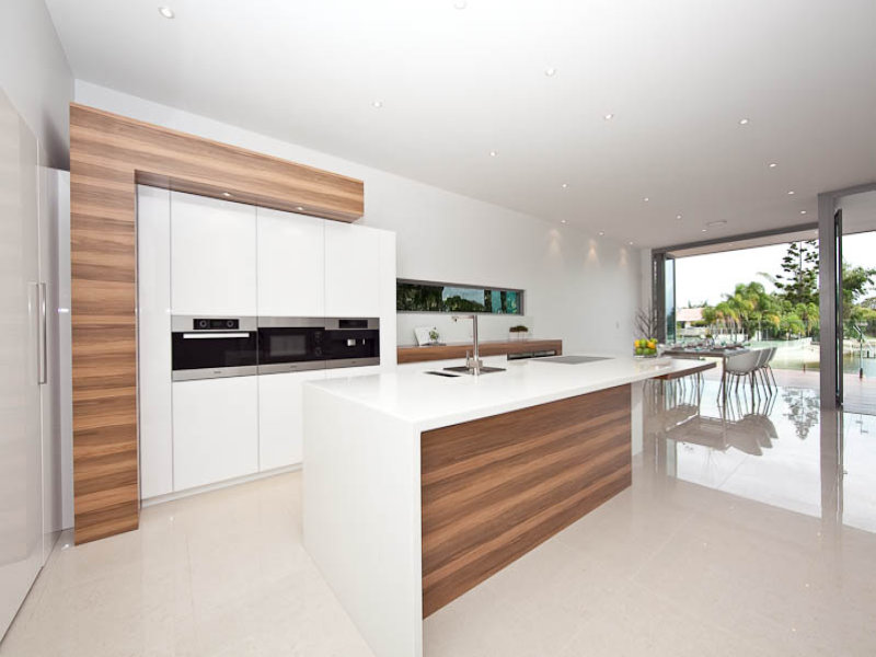 Kitchen Design Ideas Australia lighting in a kitchen design from an australian home - kitchen