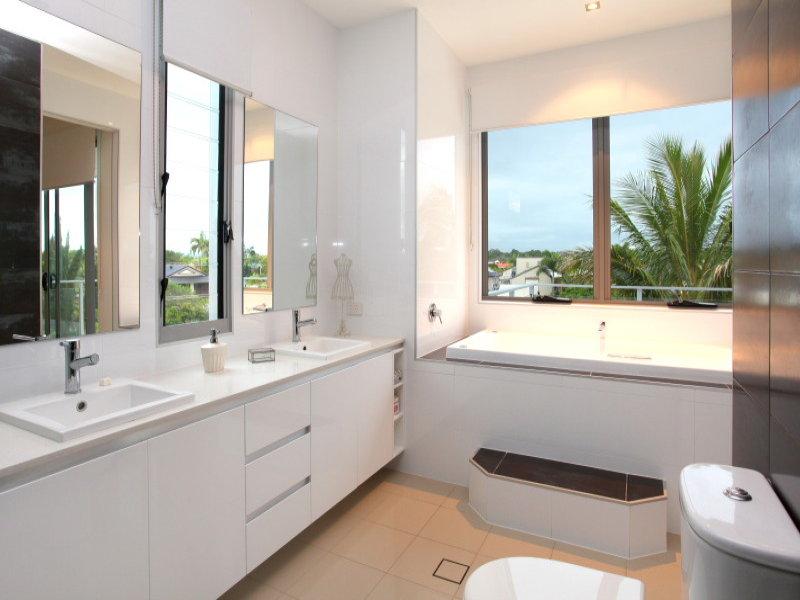 Of A Bathroom Design From A Real Australian House - Bathroom Photo