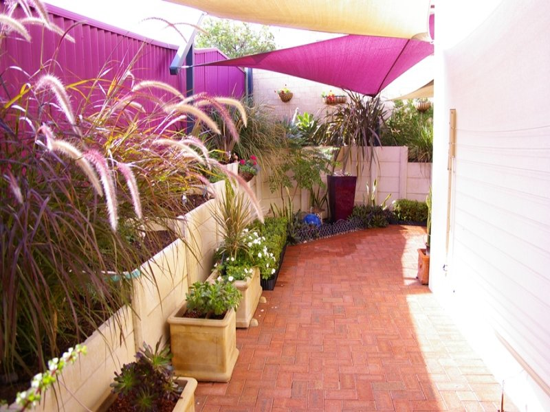 Photo Of A Low Maintenance Garden Design From Real