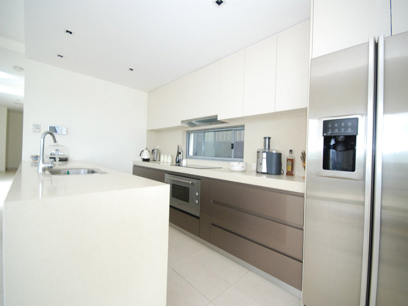 Wonderful Galley Kitchen Design Nz With Island On Decorating