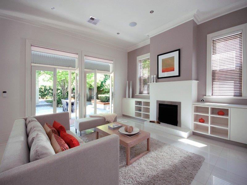 Come arredare il salotto con stile - Colori alle pareti di casa ...