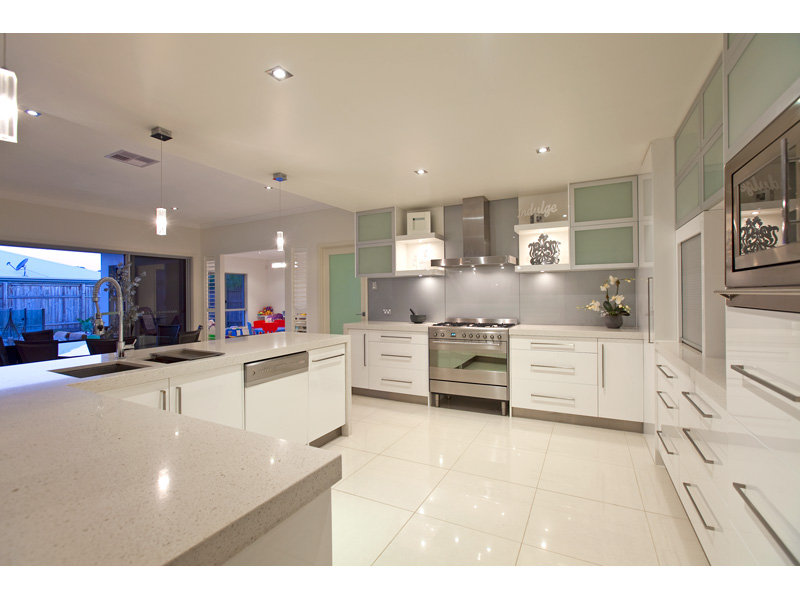 pics photos modern l shaped kitchen