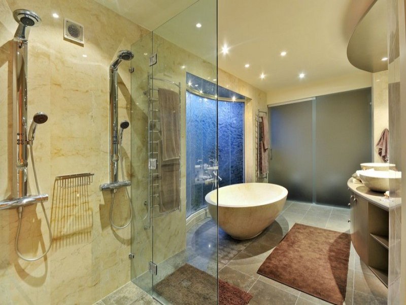 Gallery of with idee per arredare un bagno for Idee per arredare un trullo