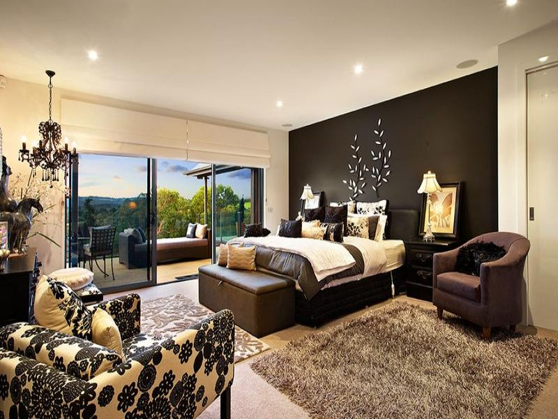 beige bedroom design idea from a real australian home bedroom photo