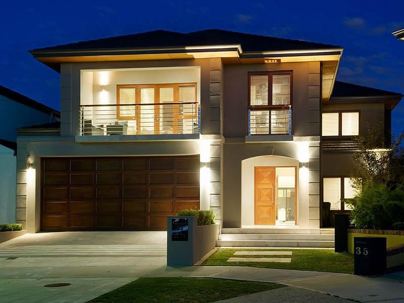Photo Of A Weatherboard House Exterior From Real Australian Home House Faca