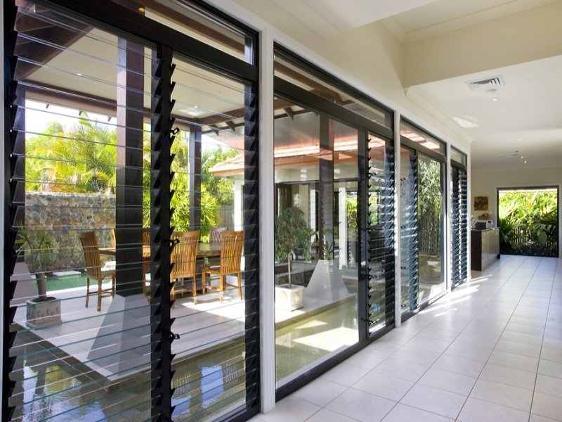 Outdoor Living Design With Balcony From A Real Australian