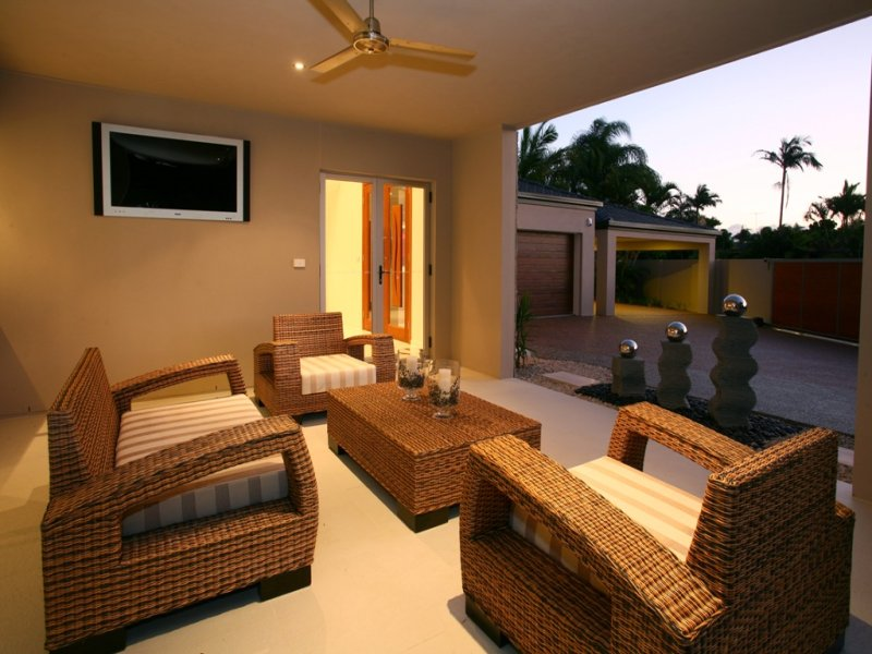 Photo of an outdoor living design from a real Australian house - Outdoor Living photo 258281