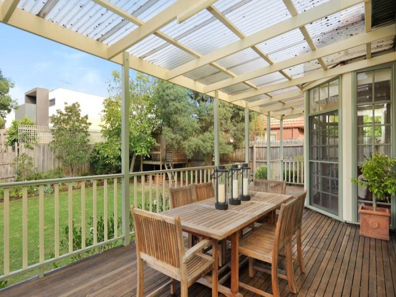 Outdoor Living Design With Verandah From A Real Australian