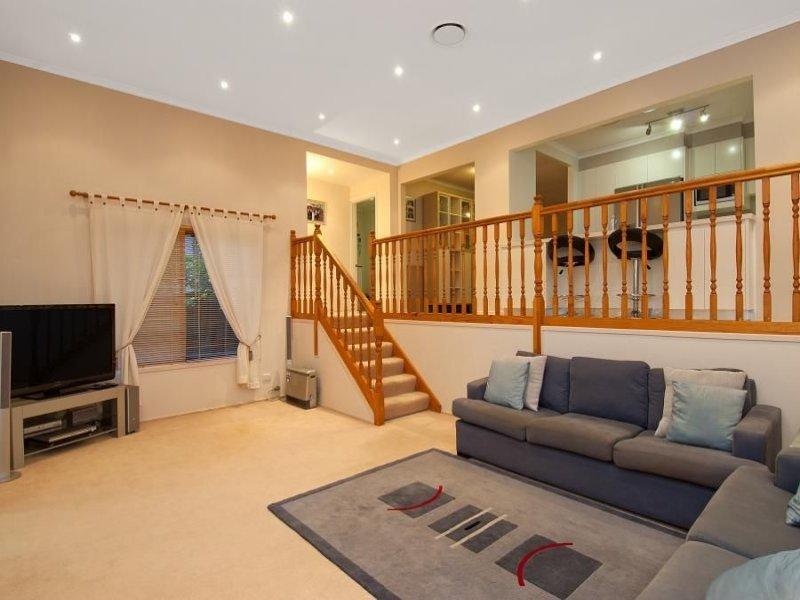 19 cool split level living architecture plans 72675 for Split level living room design