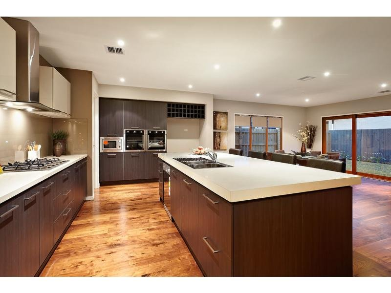 Floorboards In A Kitchen Design From An Australian Home Kitchen Photo 1473792
