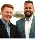 Alex & Liam, NGU Real Estate - Greater Springfield