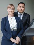 Drs Paul & Amy Howe, NGU Realestate Head office - TOOWONG