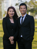 Sam Guo and Julia Kuo, Ray White Broadbeach / Mermaid Waters