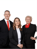 Dene and Beryl Putland and Karis Coyle, Professionals Stirling Clark - Forrestfield