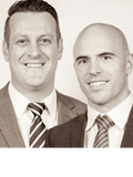 Travis Denham & Craig Thomson, Magain Real Estate - ADELAIDE
