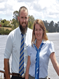 Ash & Karen, First National Real Estate - Maryborough