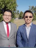 Kevin Chiu (Place) & Tom Zhang (YONG), Place - Coorparoo