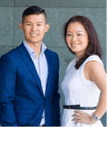 Bryan Tuck & Sabrina Chen, Ray White Broadbeach / Mermaid Waters