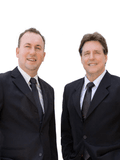 Ben Kerrisk and Mick McLeod, Gardian Real Estate - MACKAY