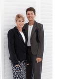Sam Plummer and Karen Bester, Dowling & Neylan Real Estate - NOOSAVILLE