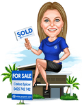 CARISSA SPICER, Online Property Sales - Sunshine Coast