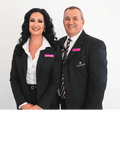 Kirsty Dutney-Jones and Mike Jones,